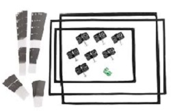 1 BAG Siemens Simatic  mounting clip 6AV6671-8XK00-0AX0 OP MP TP 20 Pieces