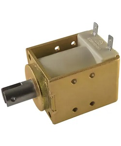 GUARDIAN ELECTRIC 28-C-12D SOLENOID CONTINUOUS PULL BOX FRAME