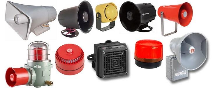 MXECO DC Piezo Sirena de Alarma electr/ónica de Alarma Sirena de Seguridad 12V DC Sirena de Alarma electr/ónica de Alarma Sirena de Seguridad 120 dB Sirena de Alarma