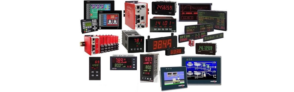 Red Lion CUB5R000 Counter Rate Indicator Posit Cub50000//Cub5R000