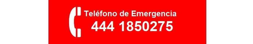 Telefono de Emergencias
